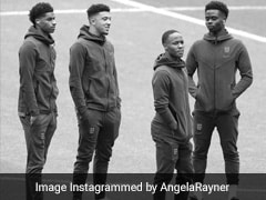 After Racist Abuse Over Euro Loss, Tweets Of Support For England Footballers
