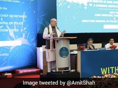 Protecting Culture, Food Habit Among Amit Shah's 3 Goals In Northeast