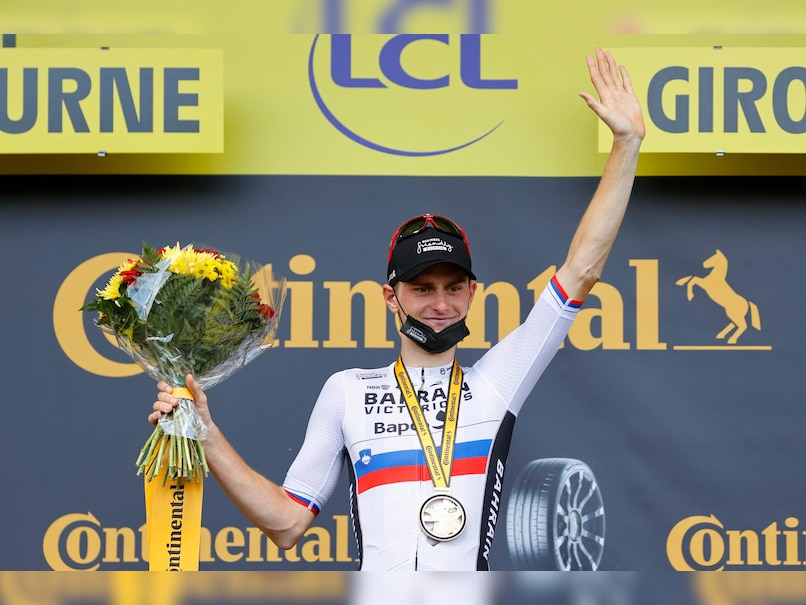 Mohoric Wins Tour Stage, Day After Anti-Doping Raid On Bahrain Team