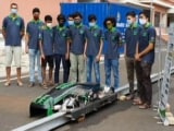 Video : IIT Madras Students Develop Hyperloop Pod Prototype For International Contest