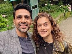 <I>Blurr</i>: Taapsee Pannu And Gulshan Devaiah Begin Shooting For Their Film
