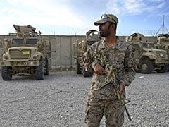 Afghan Troops Struggle To Replace Americans At Key Bagram Base