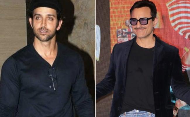 Hrithik Roshan And Saif Ali Khan Roped In For The Hindi Remake Of Vikram Vedha