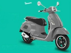 Vespa GTS Super Swiss Limited Edition Unveiled