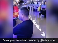 Horror As Chinese Subway Floods - Scenes Of Despair, Devastation