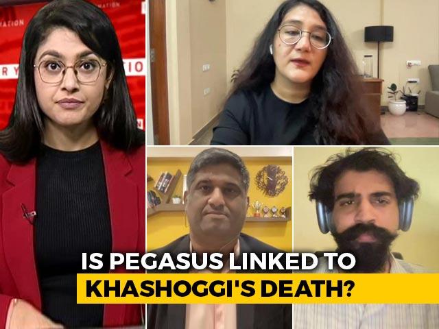 Video : How Dangerous Is Pegasus Spyware?