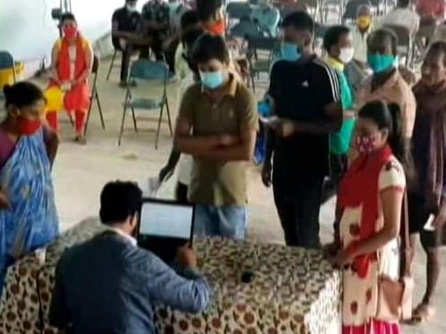 Video : 44,111 New Covid Infections In India, Active Cases Below 5 Lakh