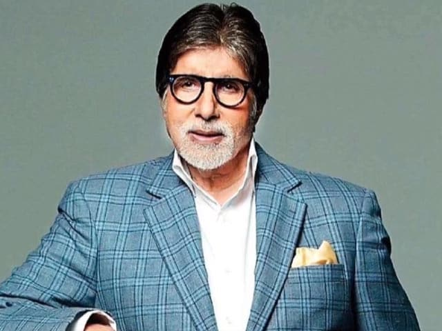 Video : Amitabh Bachchan Urges Fans To Take Precautions Against COVID-19