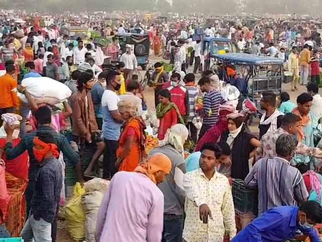"Video : Centre's ""Against Coercion"" In 2020 vs BJP Population Control Pitch 2021"