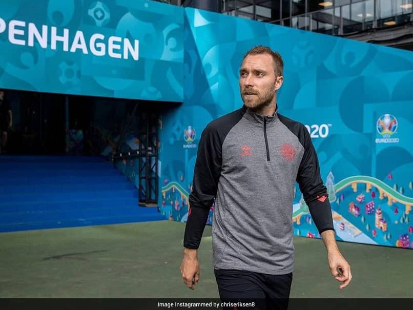 Euro 2020: Christian Eriksen And Wife Invited At Wembley Stadium For Final, Says Report