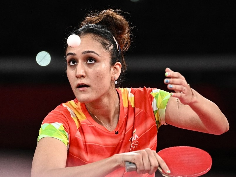 Manika Batra Left Out Of India Squad For Asian Table Tennis Championships