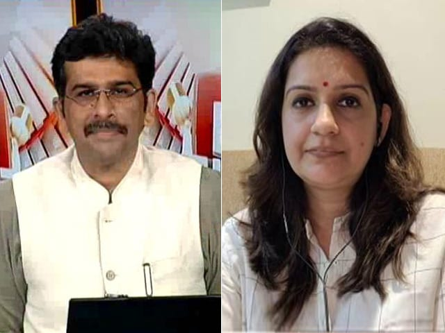 """Video : """"Rise In Prices And Fall In Economy Is Not Covid-Induced"""": Priyanka Chaturvedi"""