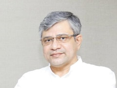 IIT, Wharton Alum Ashwini Vaishnaw Is Minister For Railways, Technology