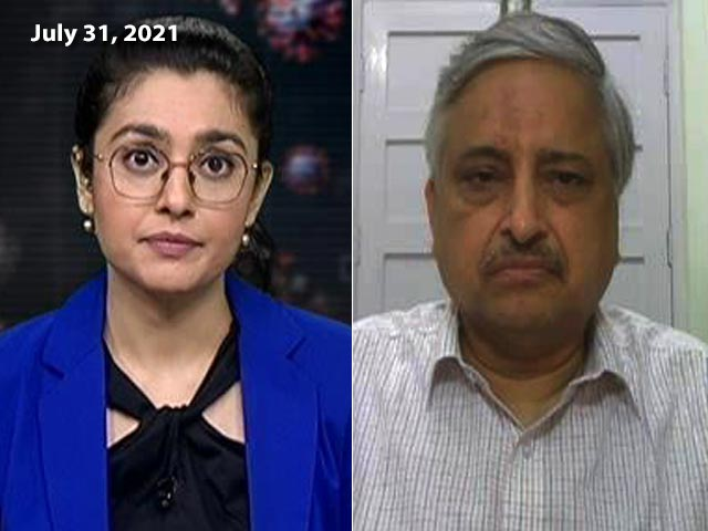 Video : 'R-Value' Inching Up, Cause Of Concern: AIIMS Chief To NDTV