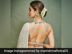 From Kiara Advani To Sonam Kapoor, These Celeb-Approved Backless Blouses Will Make Heads Turn