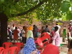 People Throw Chairs, Beat Each Other With Sticks At UP Vaccination Centre