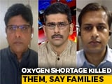 Video : Anger Over Centre's 'No Oxygen Deaths' Claim