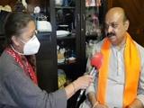 "Video : Karnataka's New Chief Minister Says BS Yediyurappa Is ""A Mentor"""