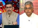 "Video : ""Mamata Banerjee's Government Uses Pegasus, Not BJP"": Dilip Ghosh"