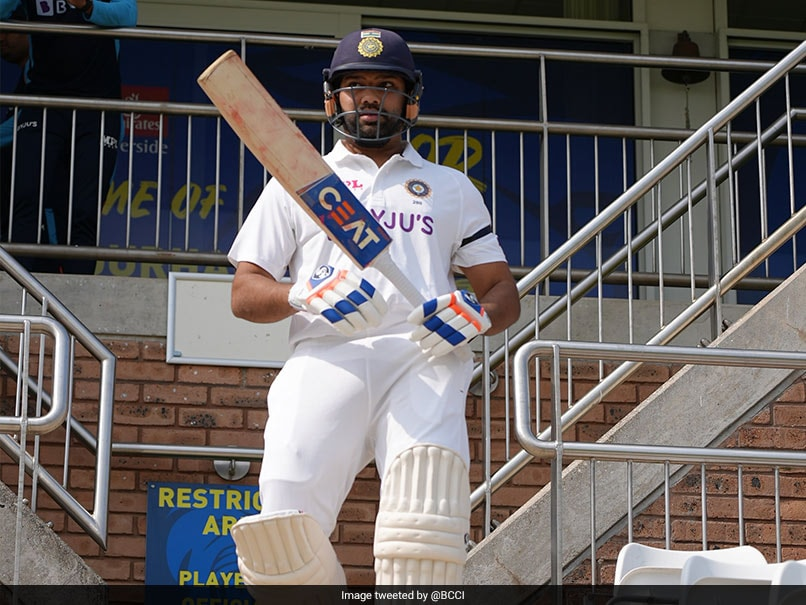 England vs India: India Cricketers Pay Tribute To Yashpal Sharma, Sport Black Armbands During Warm-Up Game