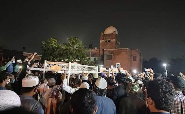Photojournalist Danish Siddiqui To Be Buried At Jamia Millia Islamia Graveyard