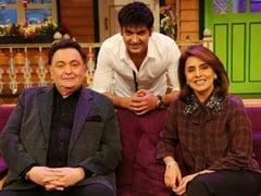 """Memories For Life"": Kapil Sharma's ""Favourite Pic"" Stars Rishi And Neetu Kapoor"