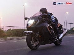 2021 Suzuki Hayabusa Review