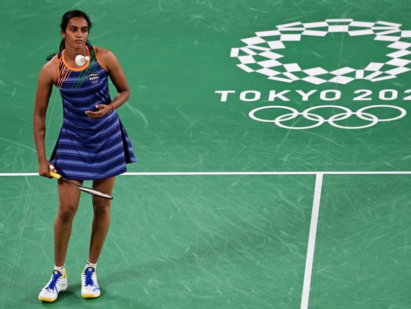 """Tokyo Olympics: """"Have Been Working On Aggression, Technique,"""" Says PV Sindhu"""