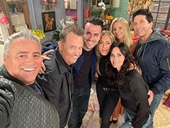 """<i>F.R.I.E.N.D.S</i> Reunion Special: """"The One Where Everyone Is Grateful"""" For The Emmy Nominations"""