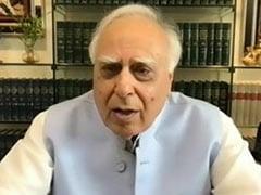 """Congratulations Modi <i>Ji</i>"": Kapil Sibal As India Slips In Hunger Index"