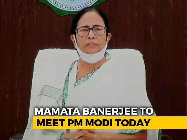 Video : PM Modi, 3 Congress Leaders - Mamata Banerjee's Day 1 Agenda In Delhi