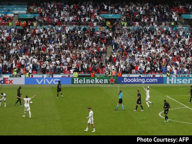 """Video : """"Look At Euro 2020"""": Government's Warning On Crowds During Pandemic"""