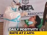 Video : 39,097 Fresh COVID-19 Cases In India, 10.6% Higher Than Yesterday