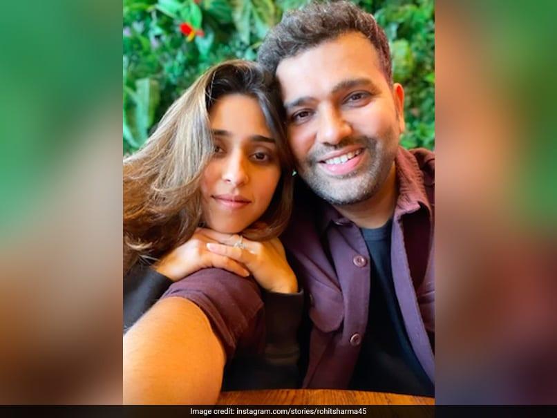 "Rohit Sharmas Adorable Appreciation Post For ""Mamma"" Ritika Sajdeh Is Winning The Internet"