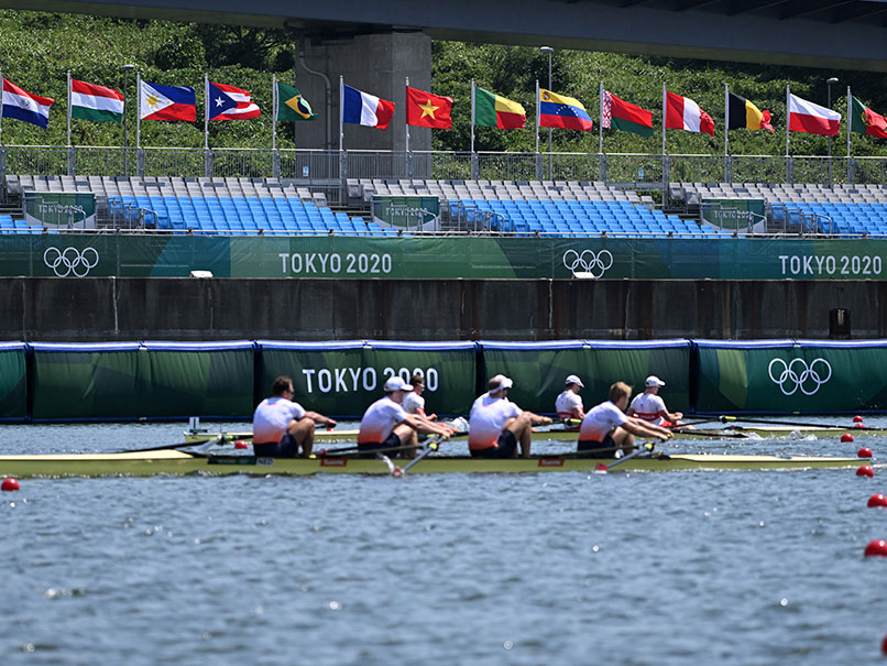 Tokyo Games: Olympic Rowing Calendar Interrupted by Incoming Storm Olympic News
