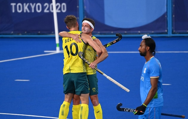 Olympics: Australia Cruise Past India 7-1 In Mens Hockey Pool A Match