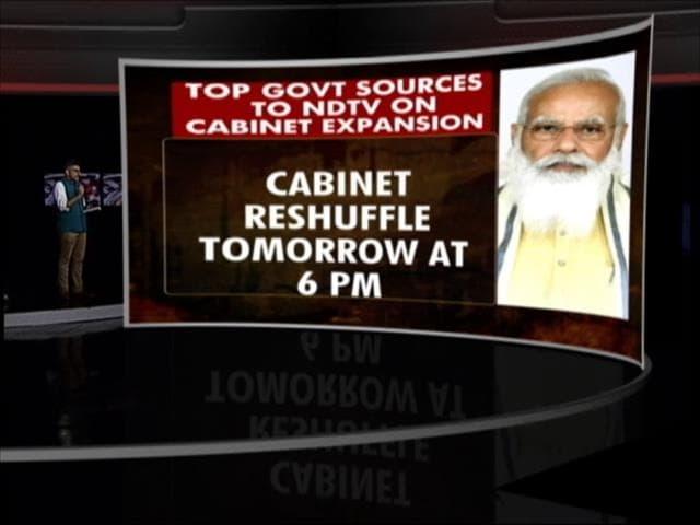 Video : Destination Delhi: See Full List Of Cabinet Probables