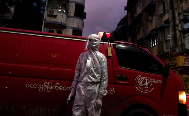 Myanmar Seeks International Help Amid COVID-19 Surge