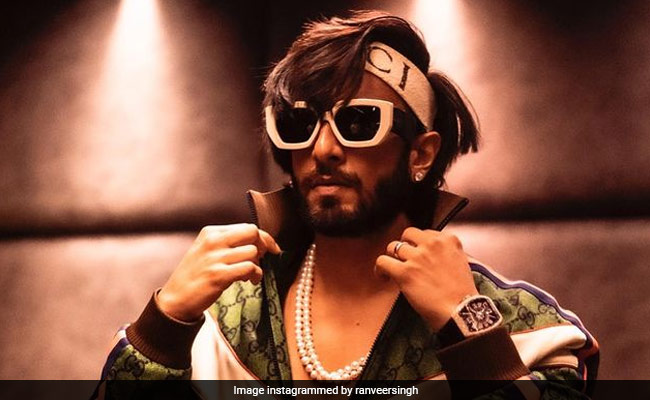 'Find Your Chi, They Said.' So, Ranveer Singh Did This. Because Only He Can