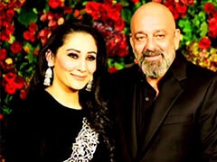 """""""You Are The Backbone Of Our Family,"""" Sanjay Dutt Writes In His Birthday Note For Wife Maanayata"""
