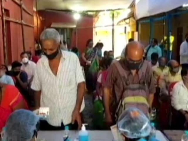 Video : 95% Of Those Who Died Of Covid Were Not Vaccinated: Maharashtra Study