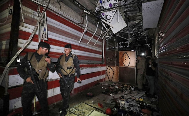 Iraq Market Bombing Claimed By ISIS Kills Nearly 36 On Eve Of Eid Holiday