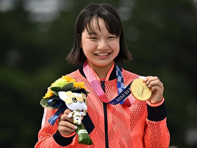 Tokyo Games: Japans Momiji Nishiya, 13, Becomes First Womens Olympic Skateboard Champion