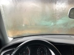 Top Five Tips To Keep Your Car's Windscreen Clean And Defogged In Monsoon