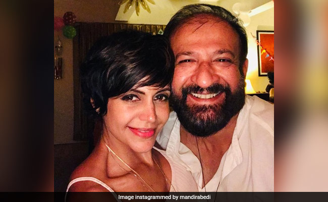 '25 Years Of Knowing Each Other': Mandira Bedi Shares Memories With Raj Kaushal