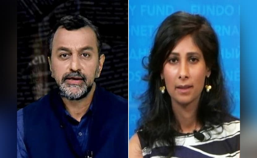 What Risks India's Growth Story? IMF's Gita Gopinath Explains To NDTV