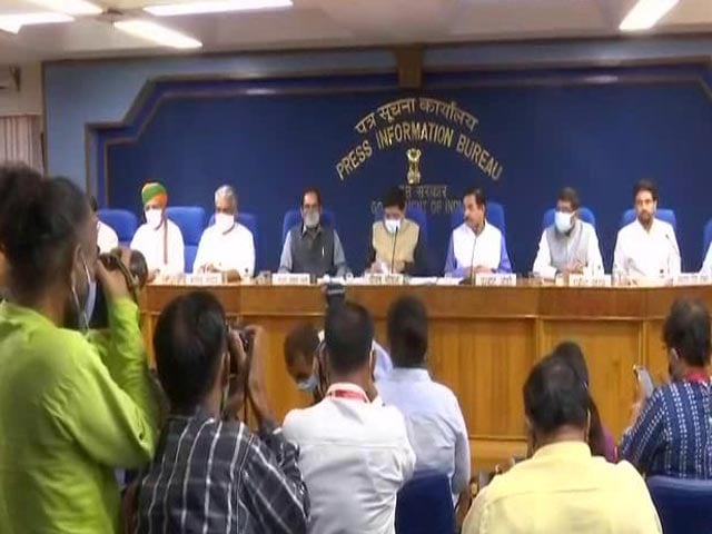 """Video : """"We Were Threatened Over Bills"""": 7 Union Ministers Counter Opposition"""