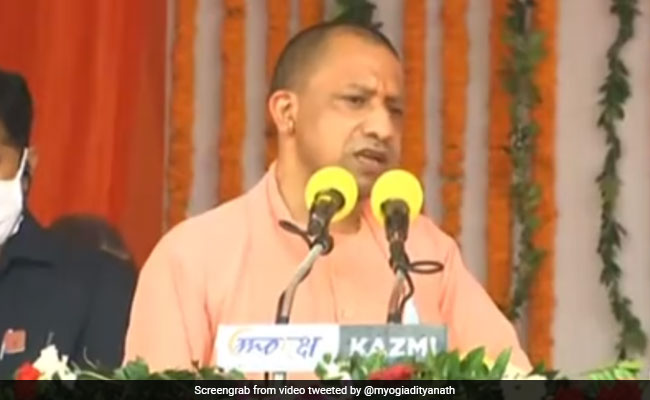 'UP's Unemployment Rate Down From Over 17% In 2016 To 4-5%': Yogi Adityanath