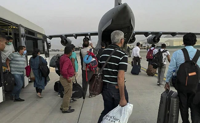 UK To Take 20,000 Afghans Refugees Under Resettlement Scheme
