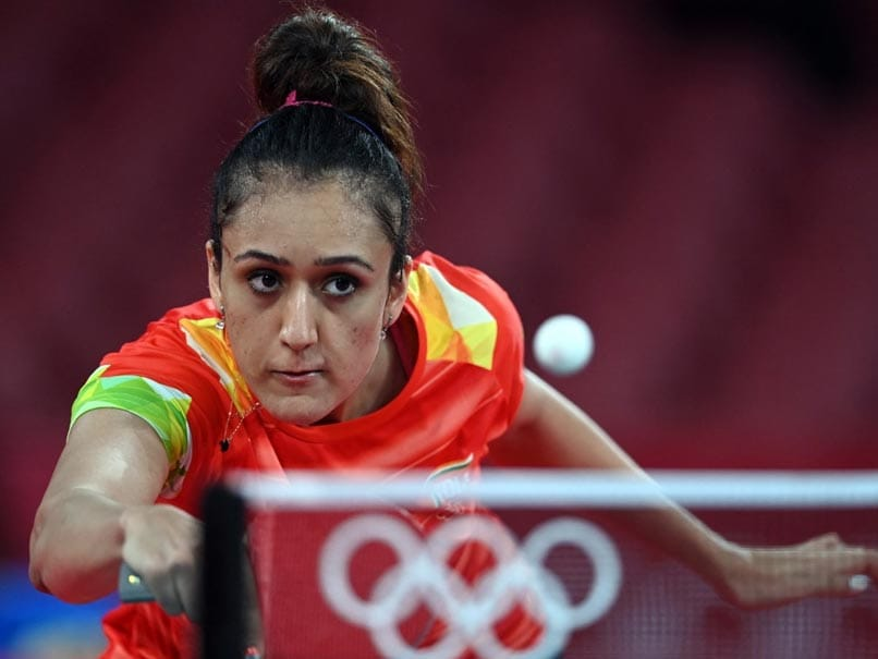 Manika Batra In Singles Semis And Mixed Doubles Final At WTT Contender